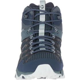 Merrell Moab FST 2 Mid GTX Shoes Men blue/teal